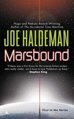 Marsbound (A Marsbound Novel #1)