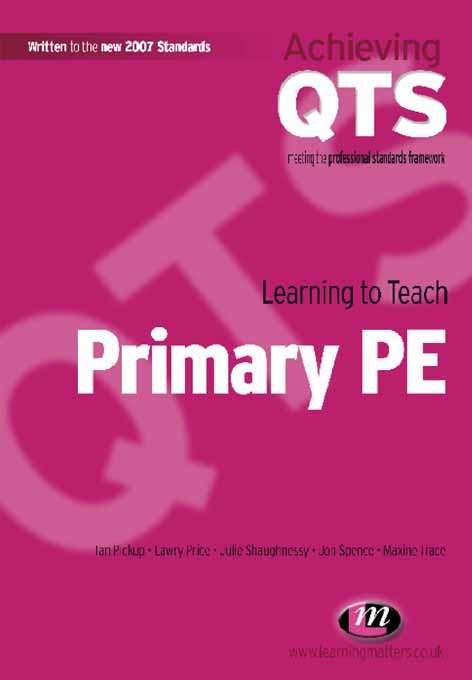 Primary PE (Achieving Qts Ser.)