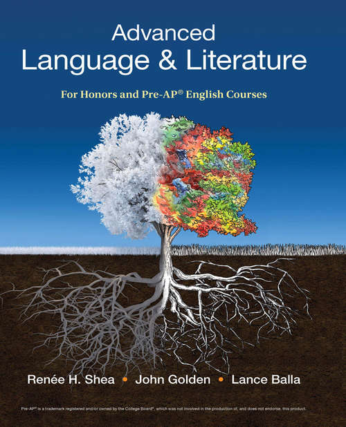 Advanced Language & Literature For Honors and Pre-AP® English Courses