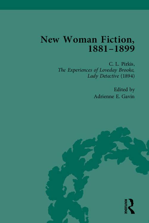 New Woman Fiction, 1881-1899, Part II vol 4
