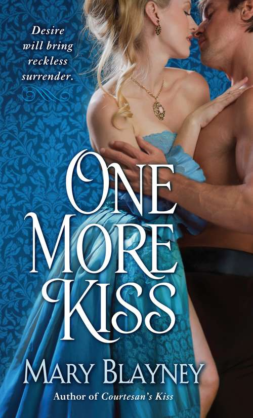 One More Kiss (Pennistan #4)