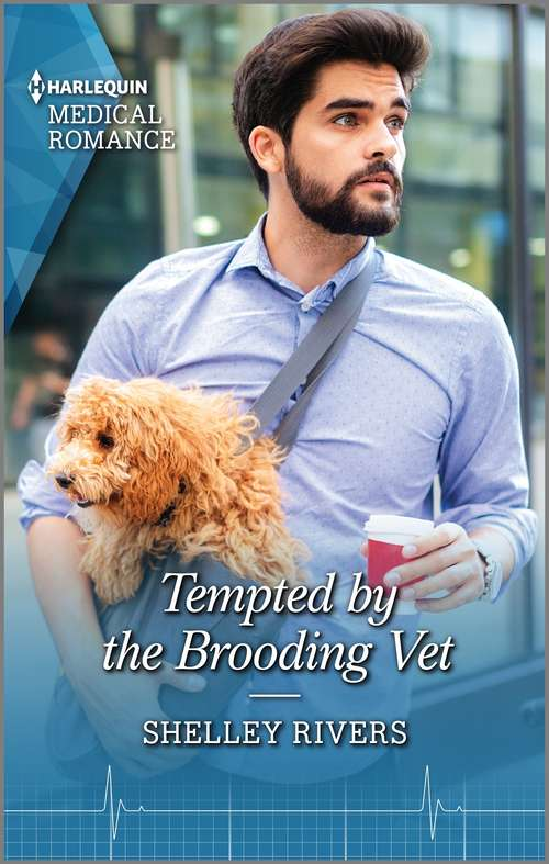 Tempted by the Brooding Vet: Sarah And The Single Dad / Tempted By The Brooding Vet (Mills And Boon Medical Ser.)