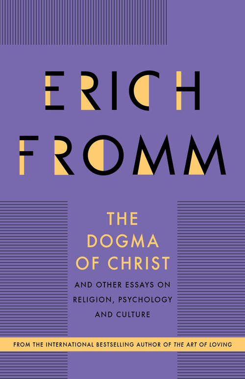 disobedience virtue or vice analysis of erich fromms essay disobedience as a psychological and moral Human virtues essay examples disobedience: virtue or vice – analysis of erich fromm's essay disobedience as a psychological and moral problem.
