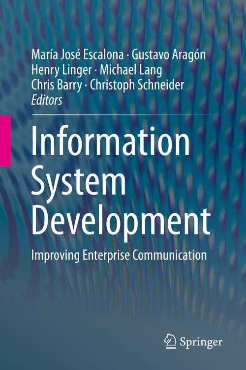 Information System Development: Improving Enterprise Communication