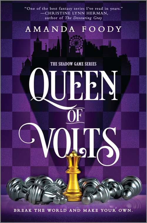 Queen of Volts (The Shadow Game Series #3)
