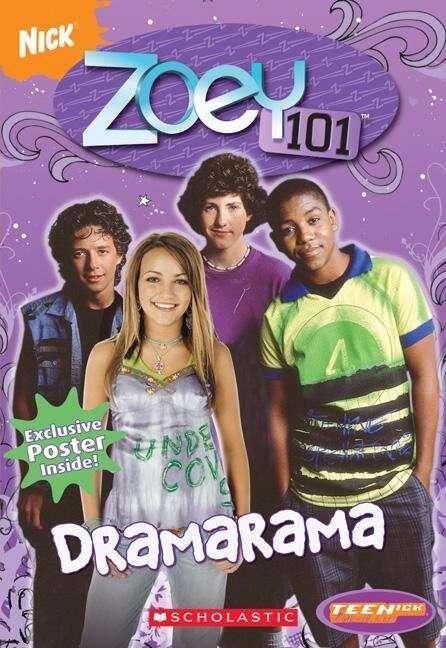 Dramarama (Zoey #101)