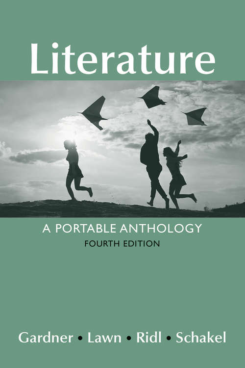 Literature: A Portable Anthology, 4e