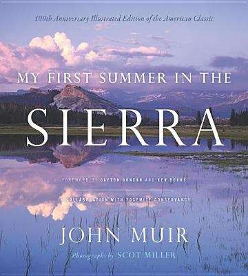 My First Summer in the Sierra: Illustrated Edition