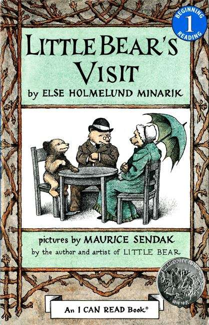Little Bear's Visit (I Can Read! #Level 1)