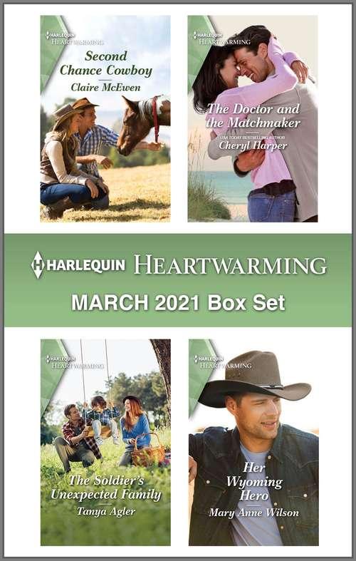 Harlequin Heartwarming March 21 Box Set: A Clean Romance