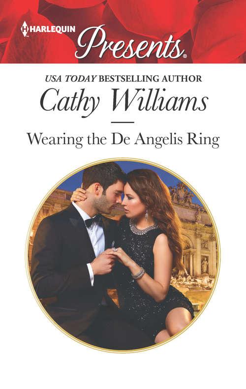 Wearing the De Angelis Ring