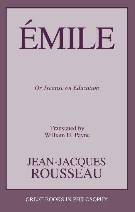 Émile Or Treatise on Education