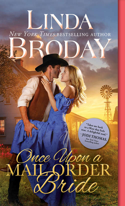 Once Upon a Mail Order Bride (Outlaw Mail Order Brides #4)
