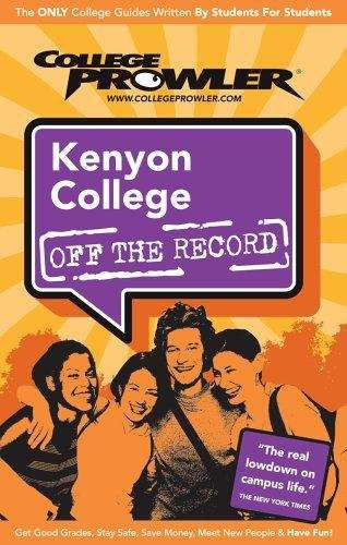 Kenyon College (College Prowler)