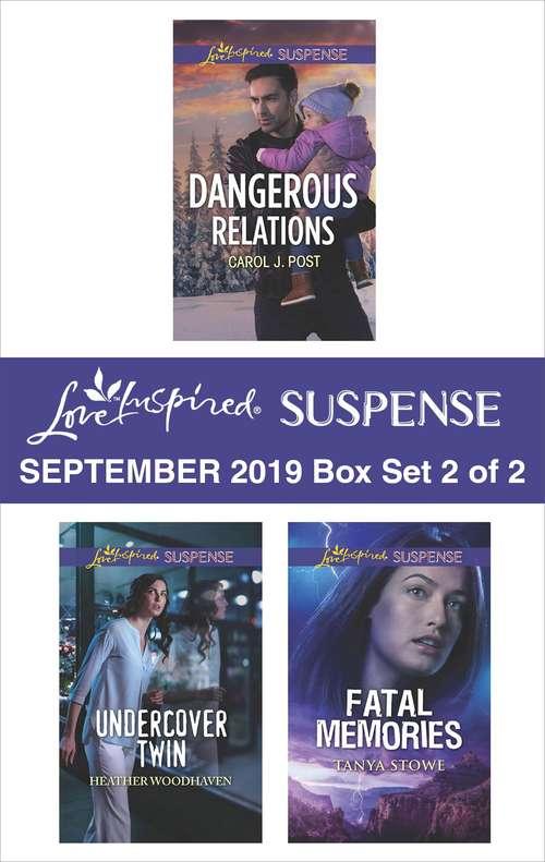 Harlequin Love Inspired Suspense September 2019 - Box Set 2 of 2