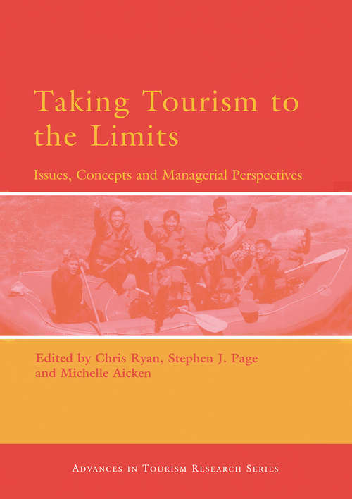 Taking Tourism to the Limits