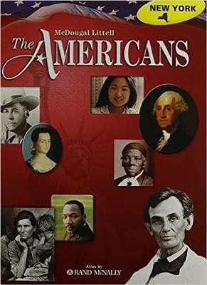 The McDougal Littell Americans (New York Edition)