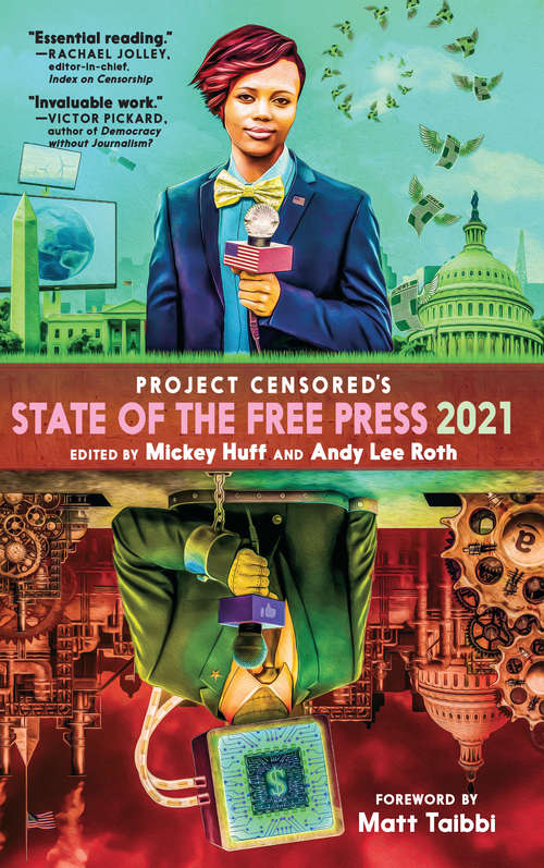 Project Censored's State of the Free Press 2021