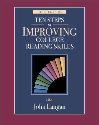 Ten steps to improving college reading skills fifth edition.