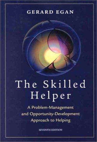The Skilled Helper (4th ed)