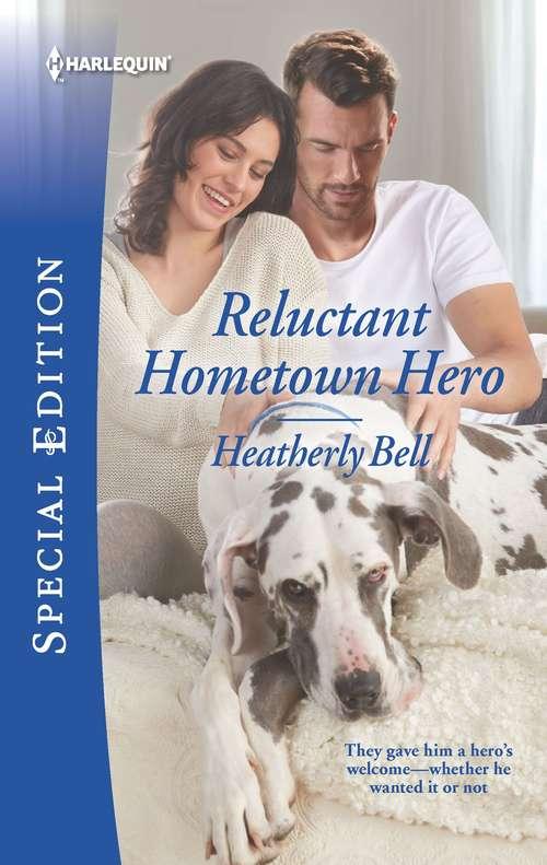 Reluctant Hometown Hero (Wildfire Ridge)