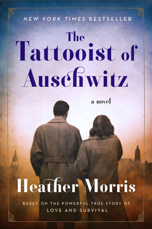 Collection sample book cover The Tattooist of Auschwitz by Heather Morris