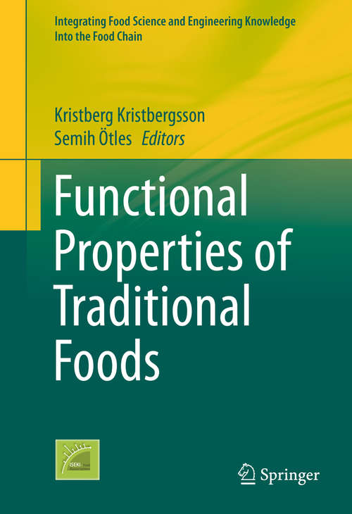 Functional Properties of Traditional Foods