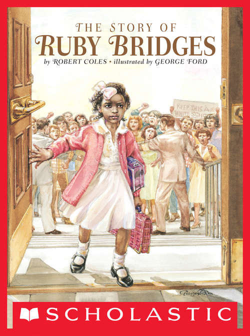 Collection sample book cover The Story of Ruby Bridges by Robert Coles and George Ford