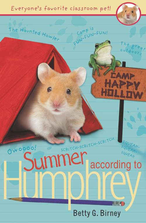 Summer According to Humphrey (According to Humphrey #6)