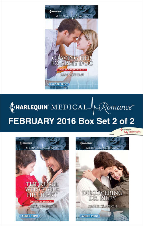 Harlequin Medical Romance February 2016 - Box Set 2 of 2