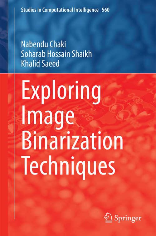 Exploring Image Binarization Techniques