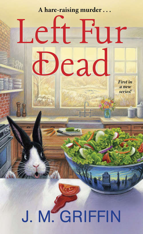 Left Fur Dead (A Jules & Bun Mystery #1)