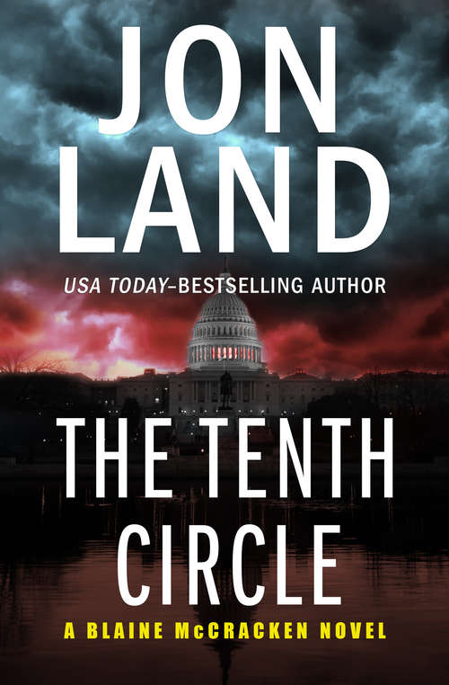 The Tenth Circle: Pandora's Temple And The Tenth Circle (The Blaine McCracken Novels #7)