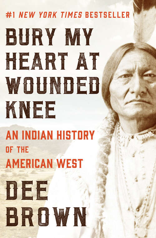 Collection sample book cover Bury My Heart at Wounded Knee: An Indian History of the American West by Dee Brown