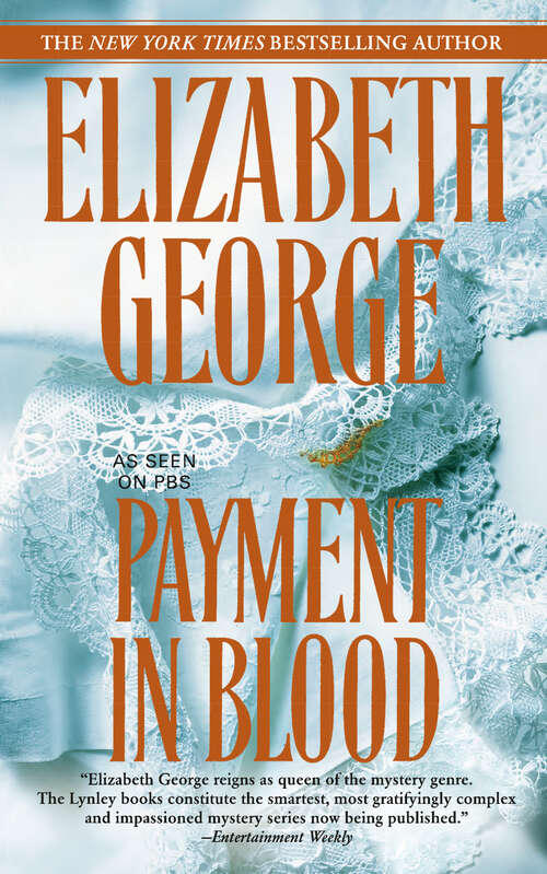 Payment in Blood (Inspector Lynley #2)
