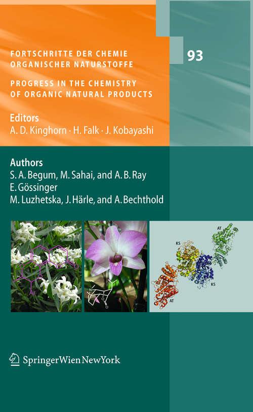 Fortschritte der Chemie organischer Naturstoffe / Progress in the Chemistry of Organic Natural Products, Vol. 93