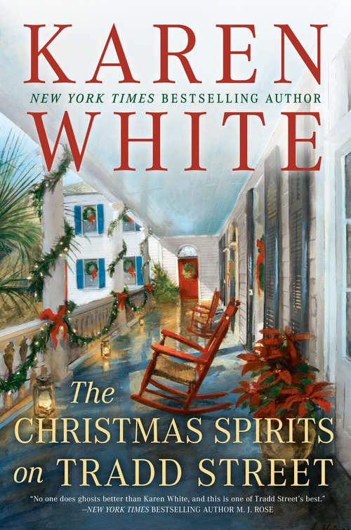 The Christmas Spirits on Tradd Street (Tradd Street #6)