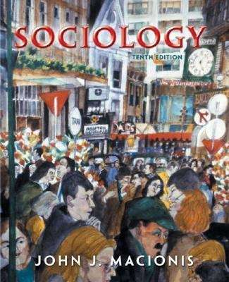 Sociology: A Global Introduction (10th edition)