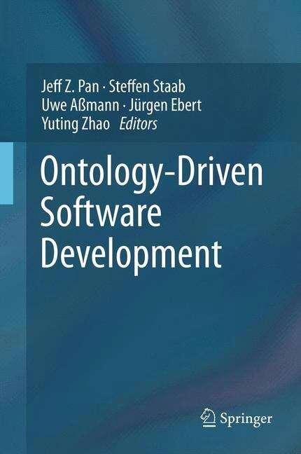Ontology-Driven Software Development