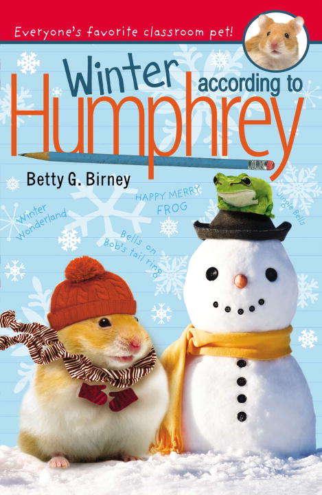 Winter According to Humphrey (According to Humphrey #9)