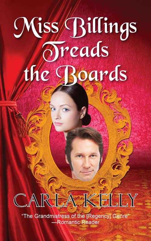Miss Billings Treads the Boards