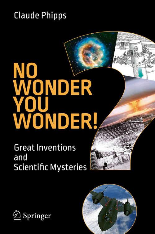 No Wonder You Wonder!