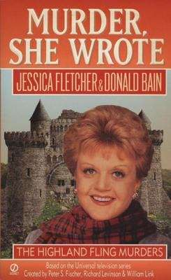 Highland Fling Murders (Murder She Wrote Ser. #7)