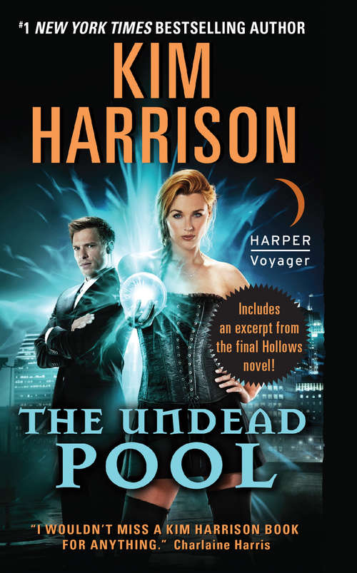 The Undead Pool (Hollows #12)