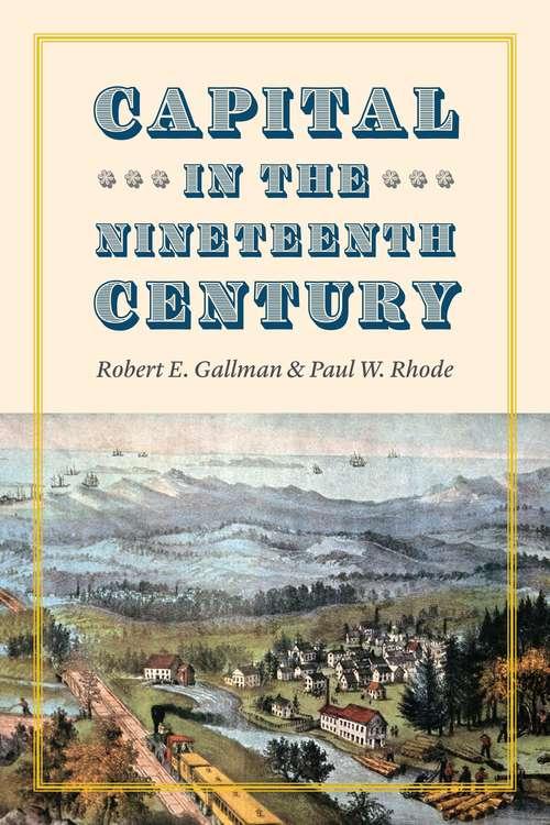 Capital in the Nineteenth Century (National Bureau of Economic Research Series on Long-Term Factors in Economic Development)