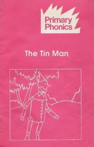 The Tin Man (Primary Phonics Storybook #Set 1 Book 2)
