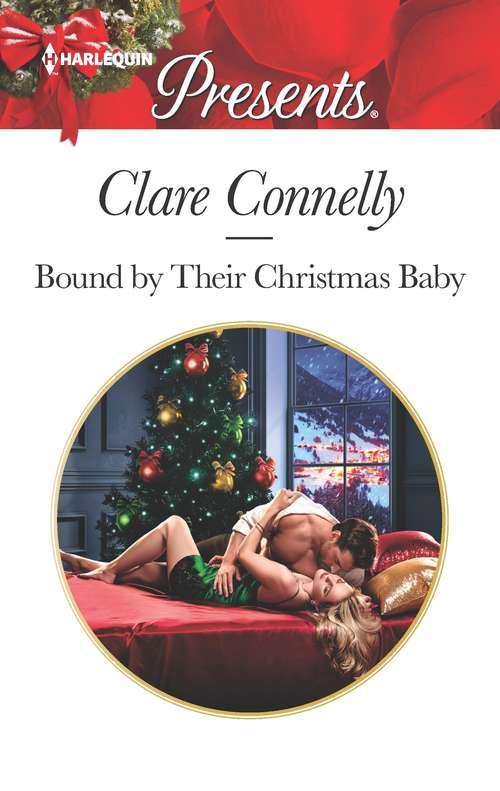 Bound by Their Christmas Baby (Christmas Seductions #2)