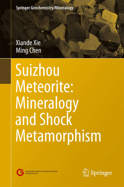 Suizhou Meteorite: Mineralogy and Shock Metamorphism