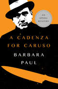 A Cadenza for Caruso