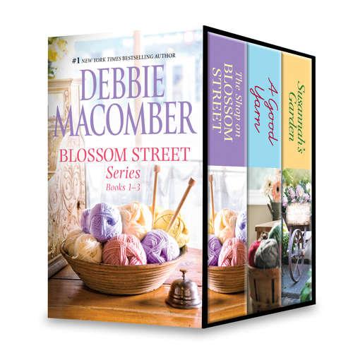 Debbie Macomber Blossom Street Series Books 1-3